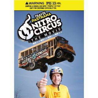 Nitro Circus The Movie Travis Pastrana, Tommy Passemante