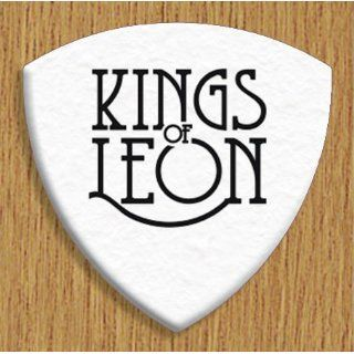 Kings of Leon 5 X Bass Guitar Picks Both Sides Printed
