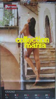 Calendar Sexy Luisa Corna Nude Calendario Panorama 2003