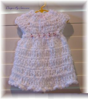 150 Baby Crochet Patterns Infants Preemies Dolls CD