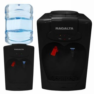 Countertop Hot & Cold Water Dispenser, Office or Dorm Bottle Cooler