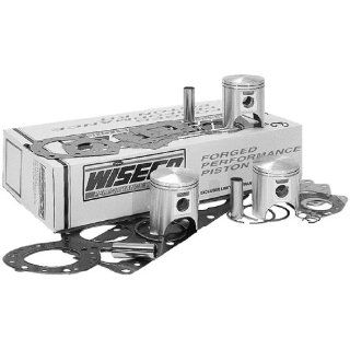 Wiseco WK1332 82.50 mm 2 Stroke Watercraft Piston Kit with Top End