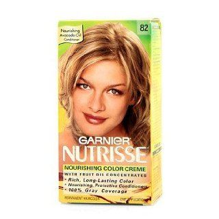 Garnier Nutrisse #82 Champagne Fizz Hair Color Beauty