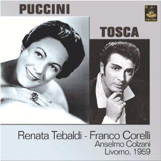 Renata Tebaldi Franco Corelli Puccini, Tebaldi, Corelli