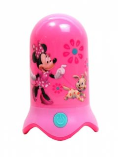 Disney Minnie Mouse LED Night Light Brand New Gift