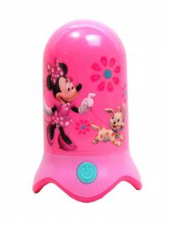 Disney Minnie Mouse LED Night Light Brand New Gift