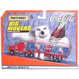 Matchbox/Mattel Wheels   Big Movers Famous Rigs and Buses