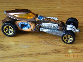 Hot Wheels Sweet 16 II Black Widow Mattel Thailand 1997 Used