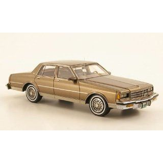 Chevrolet Caprice Classic, 1985, Model Car, Ready made