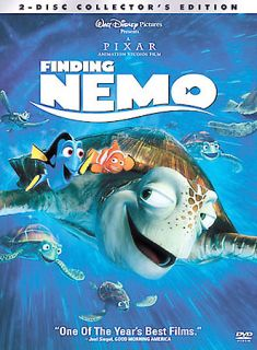 Finding Nemo DVD 2003 2 Disc Set New Factory SEALED Sets