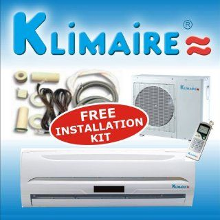 Klimaire 9000 Btu 13 SEER Mini Split Ductless a/c Air