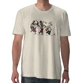 Nightmare Before Christmas T shirts