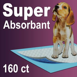 Super Absorbent Puppy Dog Potty House Training Pee Wee Pads