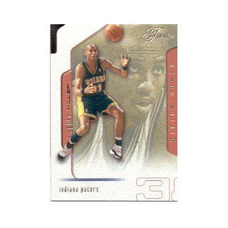 2001 02 Flair #82 Reggie Miller Collecibles