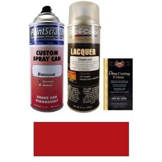 12.5 Oz. Redfire Pearl Metallic Spray Can Paint Kit for 2006 Lincoln