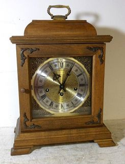 Howard Miller Presentation Chiming Bracket Clock