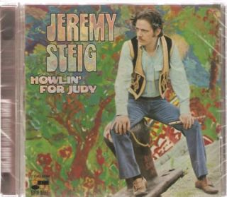 Back to home page  Listed as Howlin for Judy by Jeremy Steig (CD