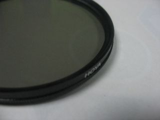 Hoya 67mm Circular Polarizer CPL Filter Fit for Nikon Canon DSLR Lens