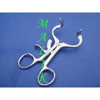 Molt Mouth Gag Surgical Dental Anesthesia Instrument 5