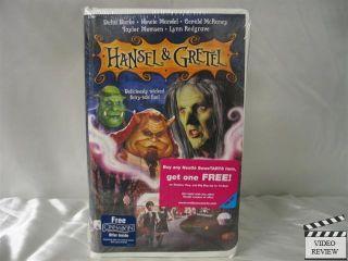 Hansel Gretel VHS New Howie Mandel Taylor Momsen 085392383337