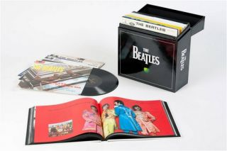 The Beatles Limited Edition 14 LP Stereo Vinyl Box Set