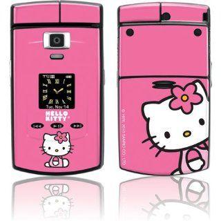 Skinit Hello Kitty Sitting Pink Vinyl Skin for Samsung SCH