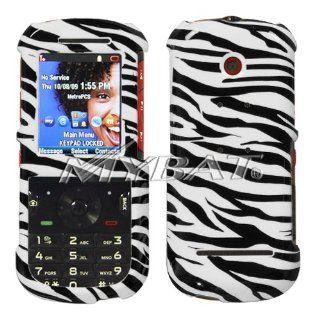 Zebra Skin Phone Protector Cover for MOTOROLA VE440 Cell