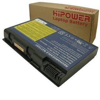 Hipower 8 Cell Laptop Battery For Emachines E620, EME620