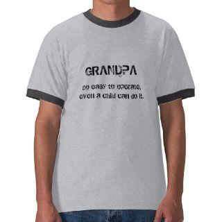 grandfather funny teeshirt