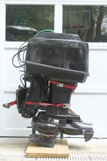 60 HP Jet Drive Mercury Outboard