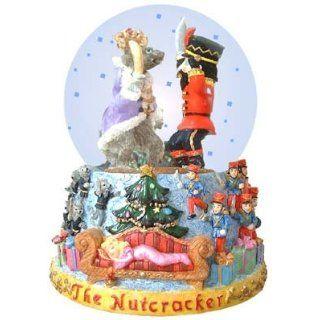 The Nutcracker Ballet Musical Snow Globe