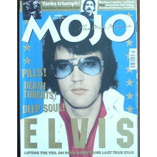 Mojo Magazine Issue 101 (April, 2002) (Elvis Presley cover) Elvis