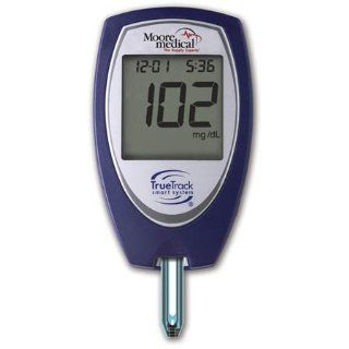 Moore Medical Blood Glucose Monitor Blood Glucose Monitor
