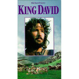 King David [VHS] Richard Gere, Edward Woodward, Alice