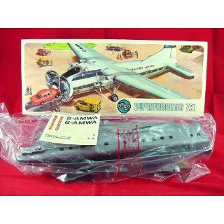 Airfix Bristol Superfreighter 1/72 Scale Model Kit Seri