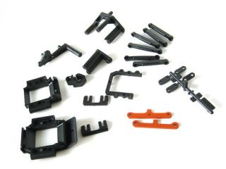 HPI Nitro RS4 3 Evo Chassis Component Set Camber Links 85032 Arm Brace