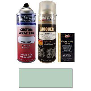 12.5 Oz. Topaz Green Metallic Spray Can Paint Kit for 1983 Volkswagen