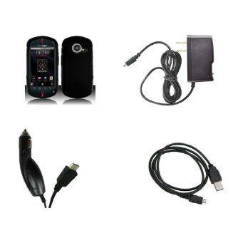 Casio GzOne Commando C771 (Verizon) Premium Combo Pack