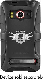 ACTIVE Call of Duty Case for HTC EVO 4G Mobile Cell Phones   Black