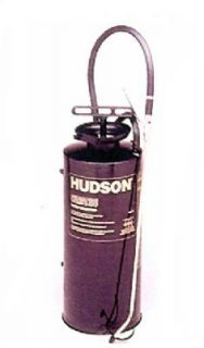 Hudson 2 1 2 Gallon Commando Metal Tank Pump Sprayer