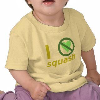 Hate Squash T Shirt