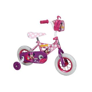 Features of Huffy 10 inch Bike   Girls   Minnie Mouse