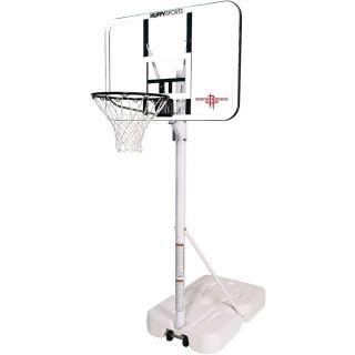 NEW Huffy Houston Rockets Portable Basketball System   Houston Rockets