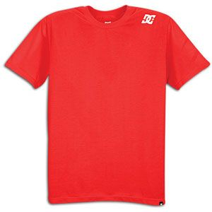 DC Shoes Swift S/S T Shirt   Mens   Skate   Clothing   Bright Red