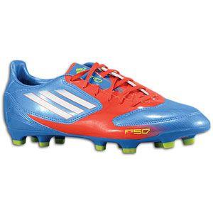 on sale f0ab0 bb1f2 adidas F10 TRX FG Mens Soccer Shoes Prime BlueWhiteCore