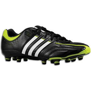 adidas Adipure 11PRO TRX FG   Mens   Soccer   Shoes   Black/White