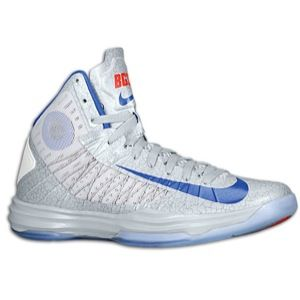Nike Hyperdunk   Mens   Basketball   Shoes   Metallic Platinum/Game