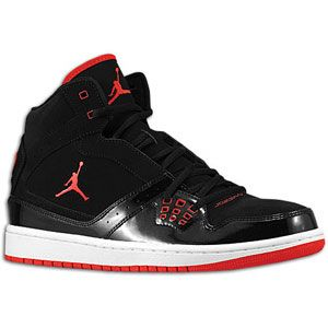 Jordan 1 Flight   Mens   Basketball   Shoes   Black/White/Red