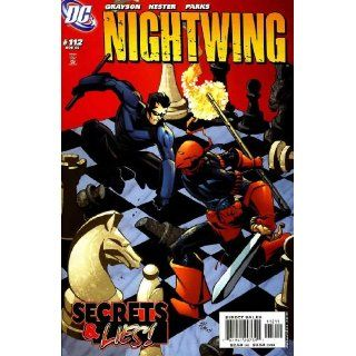 Nightwing (1996) #112: Books