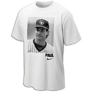Nike MLB Cooperstown PLayer T Shirt   Mens   Paul Molitor   Brewers